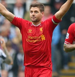 Gerrard i hundre
