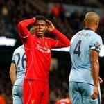 Ikke Liverpools dag